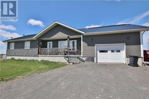 House for sale at 3378 Ritchance Rd Alfred Ontario - MLS: 1192260