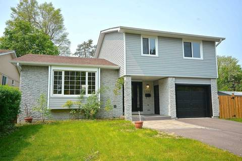 House for sale at 3379 Ash Row Cres Mississauga Ontario - MLS: W4494262