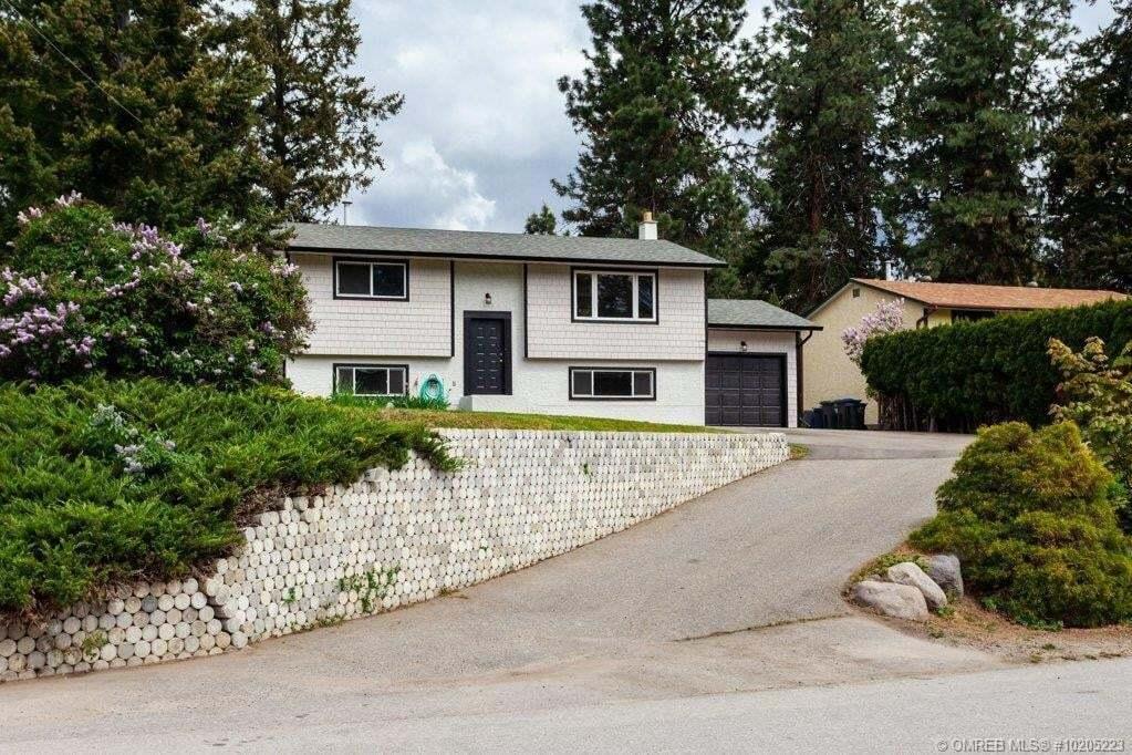 House for sale at 3379 Mcmillan Rd West Kelowna British Columbia - MLS: 10205223