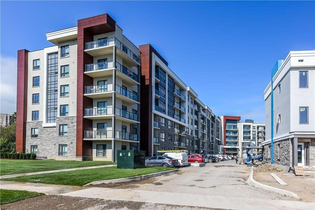 Condo for sale at 125 Shoreview Pl Unit 338 Stoney Creek Ontario - MLS: H4091117