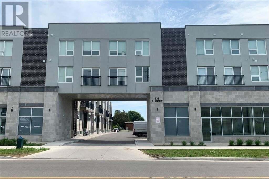 Townhouse for sale at 338 Albert St Waterloo Ontario - MLS: 30826765