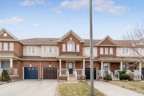 Townhouse for sale at 338 Andrews Tr Milton Ontario - MLS: W4411761