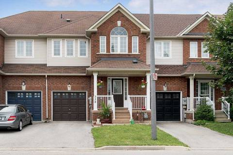 Townhouse for sale at 338 Andrews Tr Milton Ontario - MLS: W4526081