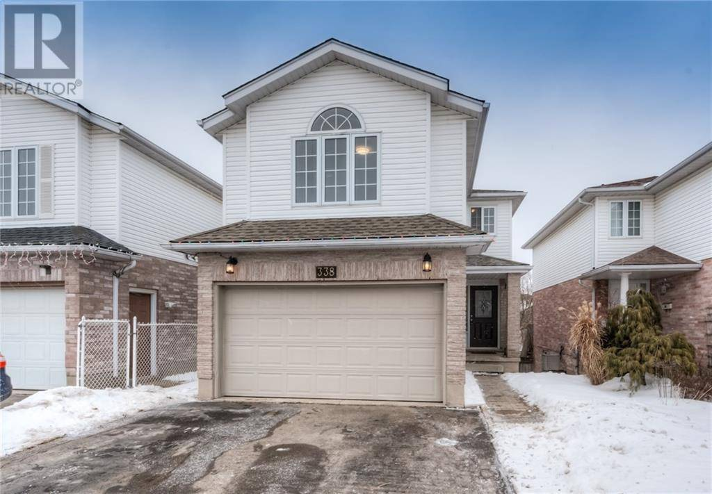 House for sale at 338 Bankside Dr Kitchener Ontario - MLS: 30791950