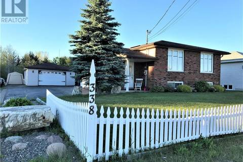 House for sale at 338 Cote Blvd Hanmer Ontario - MLS: 2075702