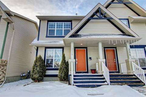 Townhouse for sale at 338 Elgin Vw Southeast Calgary Alberta - MLS: C4285378