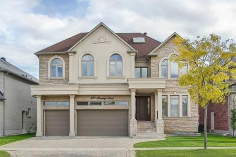 House for sale at 338 Flamingo Rd Vaughan Ontario - MLS: N4615878