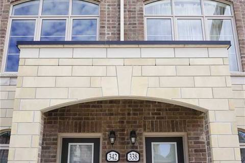Townhouse for sale at 338 John Davis Gt Whitchurch-stouffville Ontario - MLS: N4432753