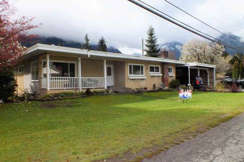 House for sale at 338 King St Hope British Columbia - MLS: R2360142