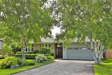 House for sale at 338 Lees Ln Oakville Ontario - MLS: W4520427
