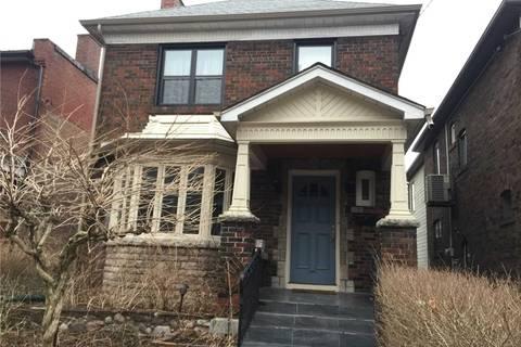 House for rent at 338 Markham St Toronto Ontario - MLS: C4669545