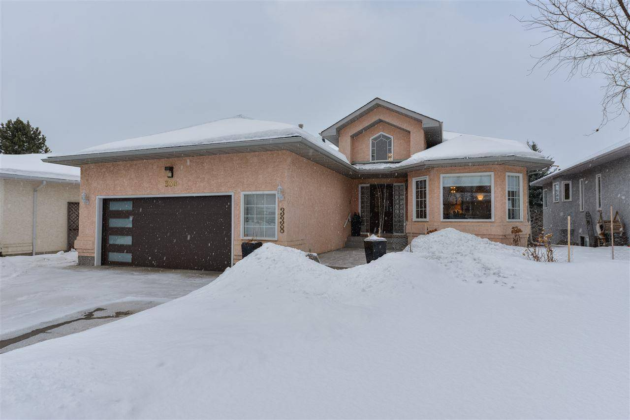 House for sale at 338 Reeves Wy Nw Edmonton Alberta - MLS: E4191220