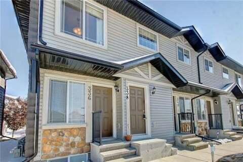 Townhouse for sale at  Saddlebrook Point(e) Northeast Unit 338 Calgary Alberta - MLS: C4299729