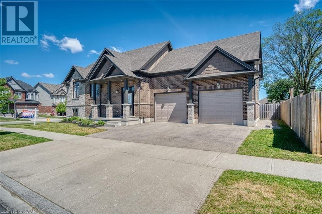 Apartment for rent at 338 Thomas Slee Dr Kitchener Ontario - MLS: 40051962