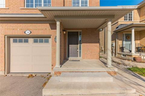 Townhouse for sale at 338 Via Carmine Ave Vaughan Ontario - MLS: N4642275