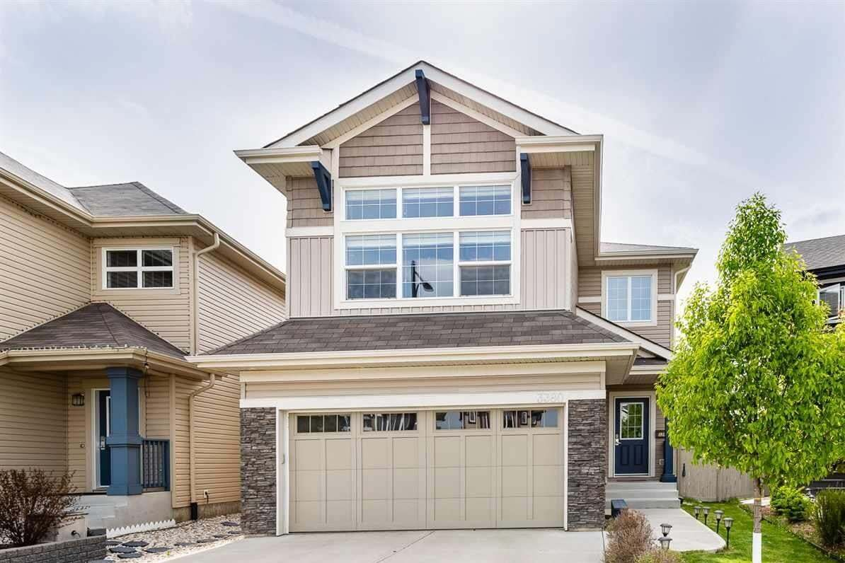 House for sale at 3380 Cutler Cr SW Edmonton Alberta - MLS: E4199105