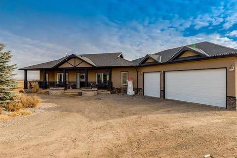 House for sale at 338030 Riverstone By East Rural Foothills County Alberta - MLS: C4232925