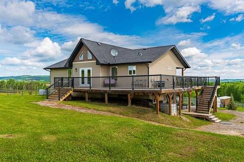 House for sale at 338151 288 St West Rural Foothills County Alberta - MLS: C4252611