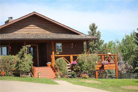 House for sale at 338157 20 St W Rural Foothills M.d. Alberta - MLS: C4221889