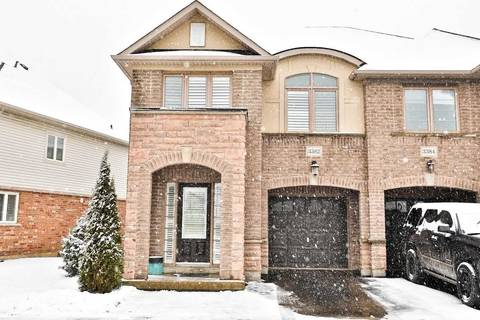 Townhouse for sale at 3382 Mikalda Rd Burlington Ontario - MLS: W4703847
