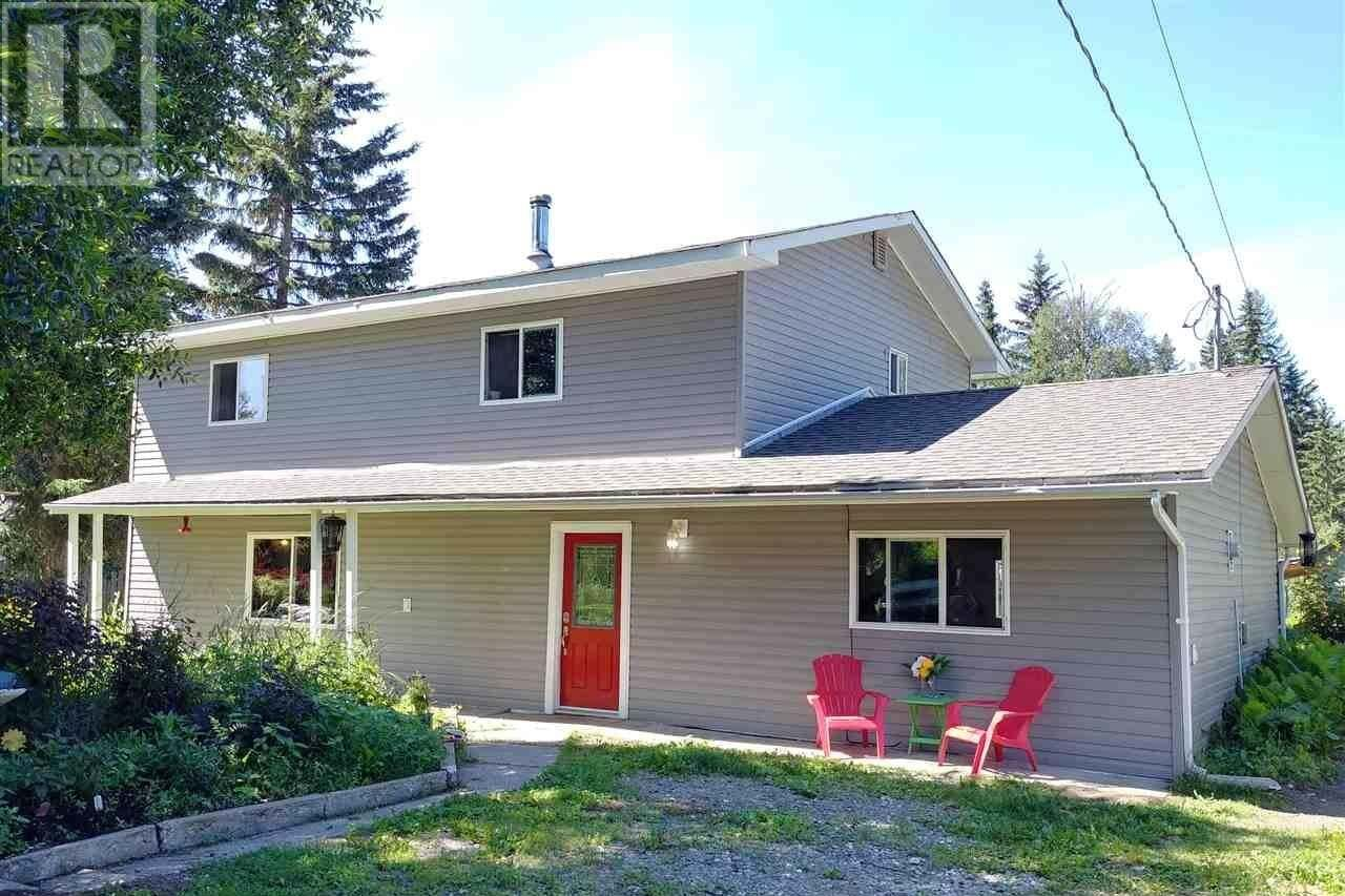 House for sale at 3384 Richland Close Rd Quesnel British Columbia - MLS: R2480661
