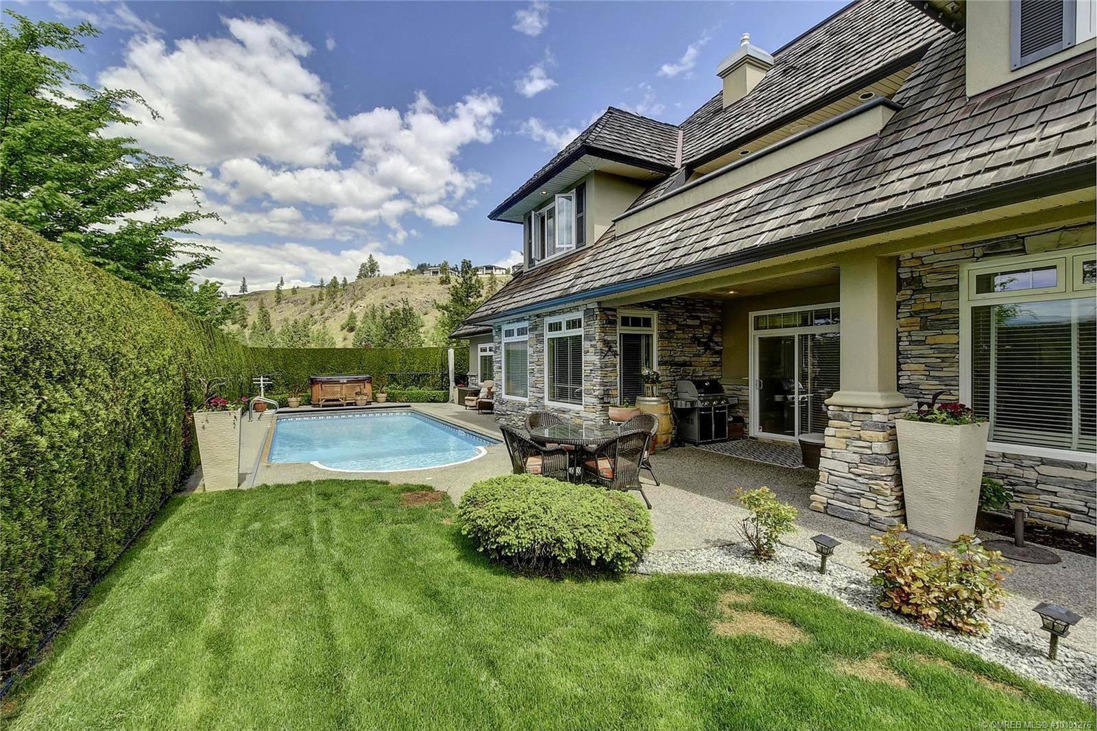 House for sale at 3385 Ridge Blvd West Kelowna British Columbia - MLS: 10191276