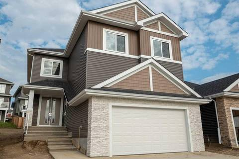 House for sale at 3386 Chickadee Dr Nw Edmonton Alberta - MLS: E4165426