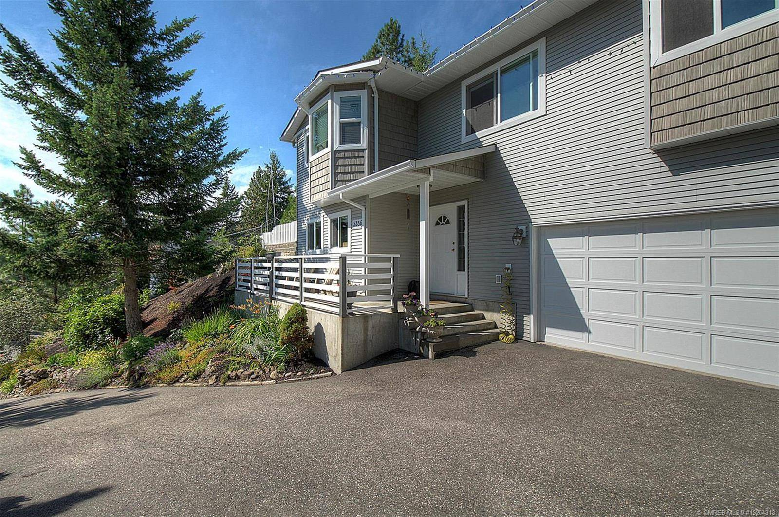 House for sale at 3386 Mciver Rd West Kelowna British Columbia - MLS: 10204313
