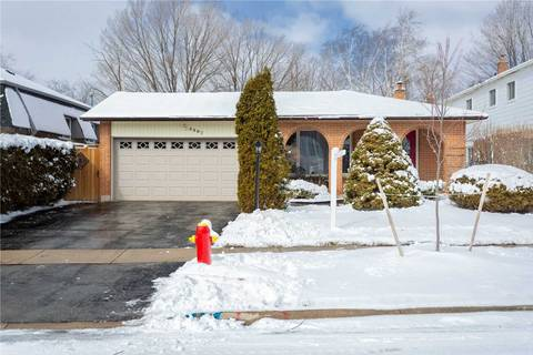 House for sale at 3387 Hannibal Rd Burlington Ontario - MLS: W4703910