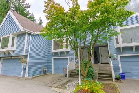 Townhouse for sale at 3389 Flagstaff Pl Vancouver British Columbia - MLS: R2407655