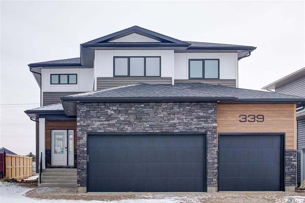 House for sale at 339 Arscott Cres Saskatoon Saskatchewan - MLS: SK810190