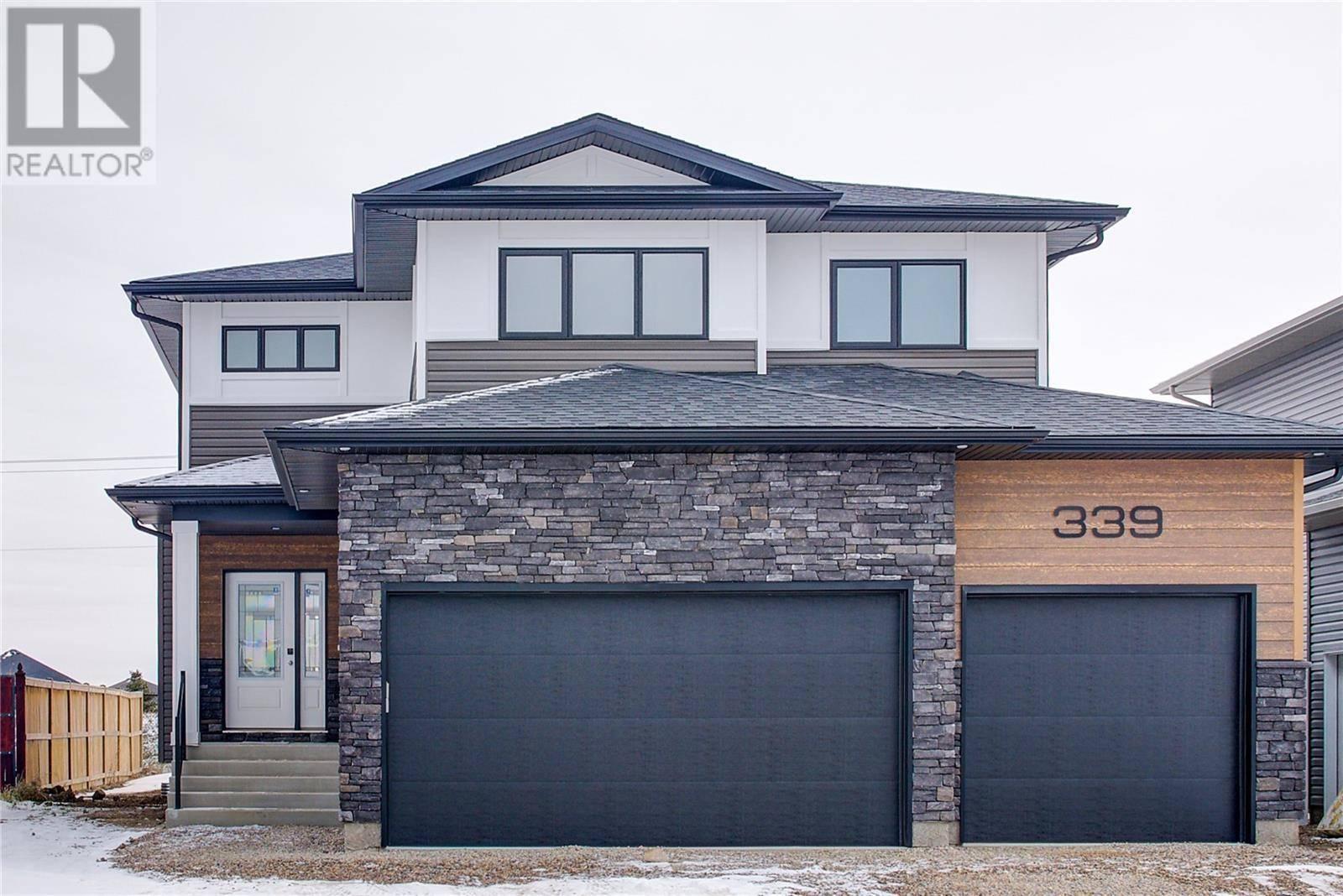 House for sale at 339 Arscott Cres Saskatoon Saskatchewan - MLS: SK791173