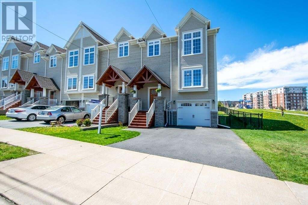 Townhouse for sale at 339 Bently Dr Halifax Nova Scotia - MLS: 202008676