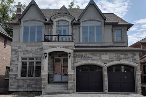House for sale at 339 Centennial Rd Toronto Ontario - MLS: E4347730