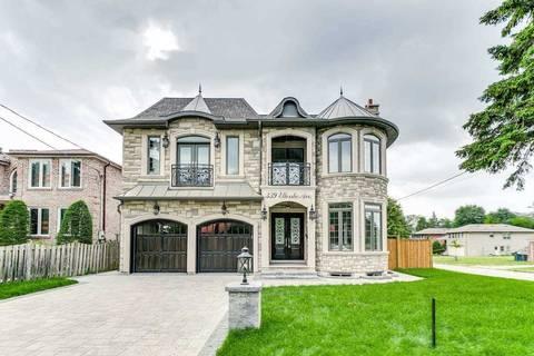 House for sale at 339 Ellerslie Ave Toronto Ontario - MLS: C4525413
