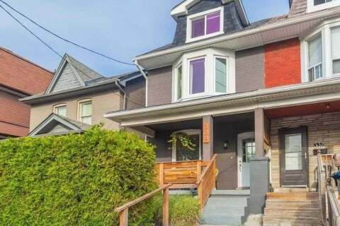Townhouse for sale at 339 Greenwood Ave Toronto Ontario - MLS: E4953935