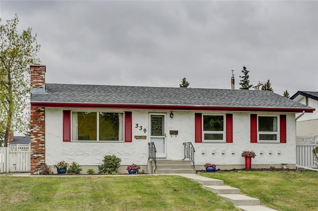 Removed: 339 Huntridge Road Northeast, Calgary, AB - Removed on 2018-07-11 15:03:47