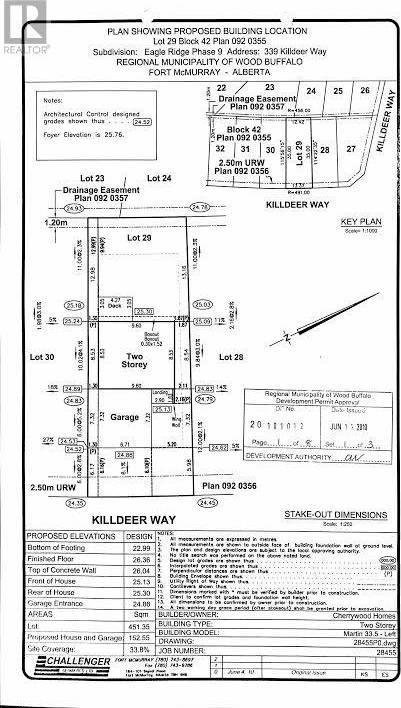 339 Killdeer Way, Fort Mcmurray | Image 1