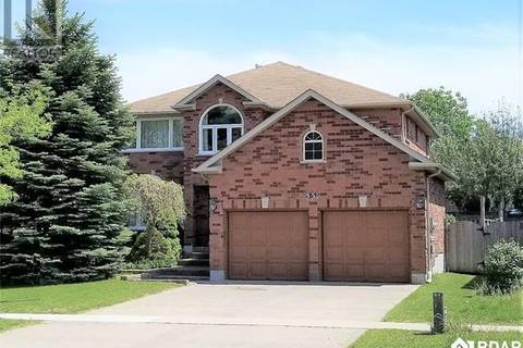 House for sale at 339 Livingstone St West Barrie Ontario - MLS: 30742888