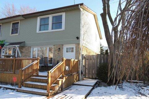 Townhouse for sale at 339 Pompano Ct Oshawa Ontario - MLS: E5055403