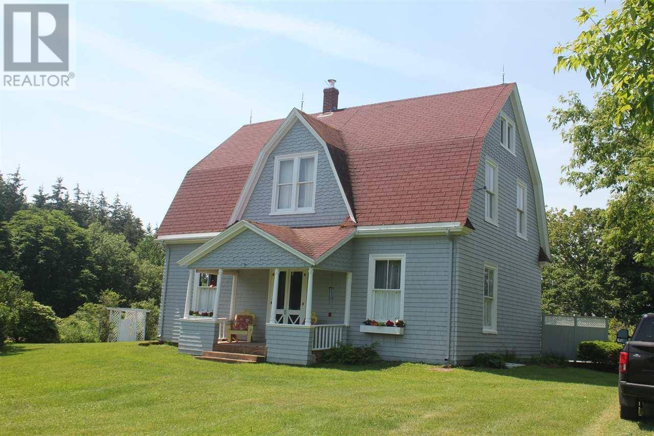 House for sale at 339 Shipyard Rd Hamilton Prince Edward Island - MLS: 201919657