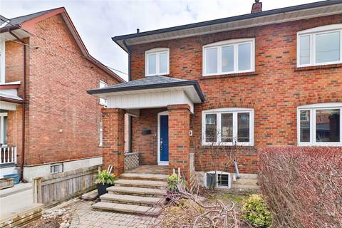 Townhouse for sale at 339 St. Johns Rd Toronto Ontario - MLS: W4730974