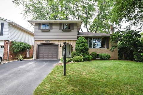 House for sale at 3390 Rexway Dr Burlington Ontario - MLS: W4560168