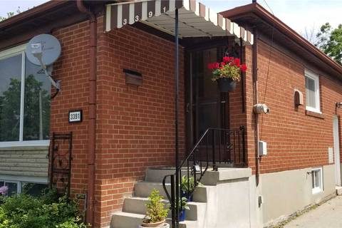 Townhouse for sale at 3391 Fellmore Dr Mississauga Ontario - MLS: W4475910