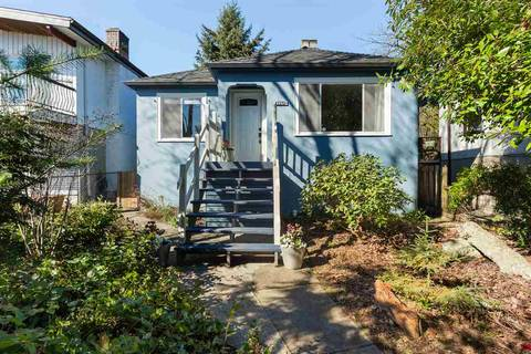 House for sale at 3391 Victoria Dr Vancouver British Columbia - MLS: R2350874