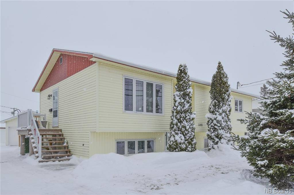 House for sale at 3392 Centenaire  Tracadie New Brunswick - MLS: NB039106