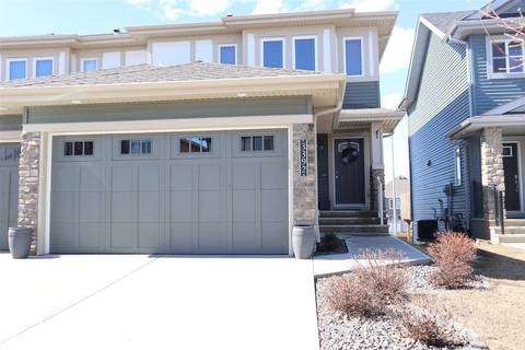 Townhouse for sale at 3392 Weidle Wy Sw Edmonton Alberta - MLS: E4151575