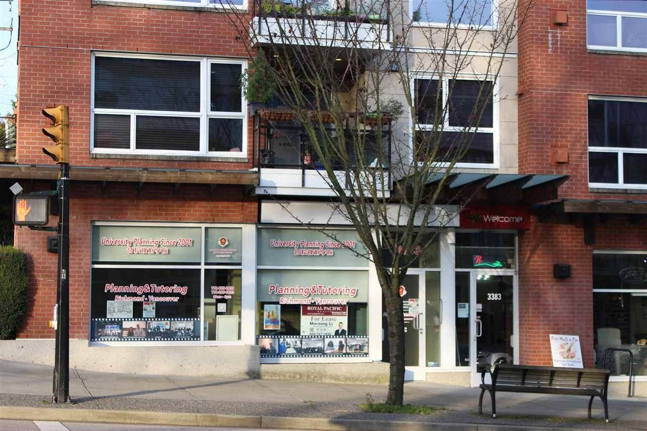Commercial property for lease at 3393 Dunbar St Vancouver British Columbia - MLS: C8028843