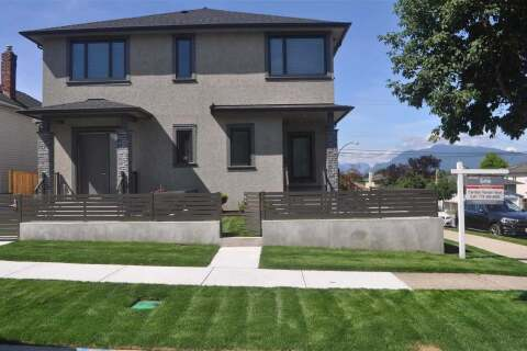 Townhouse for sale at 3395 26th Ave E Vancouver British Columbia - MLS: R2468344