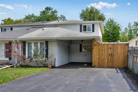 Townhouse for sale at 3396 Bannerhill Ave Mississauga Ontario - MLS: W4573033